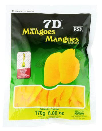 7d Dried Mango 7d dried mangoes walmart canada