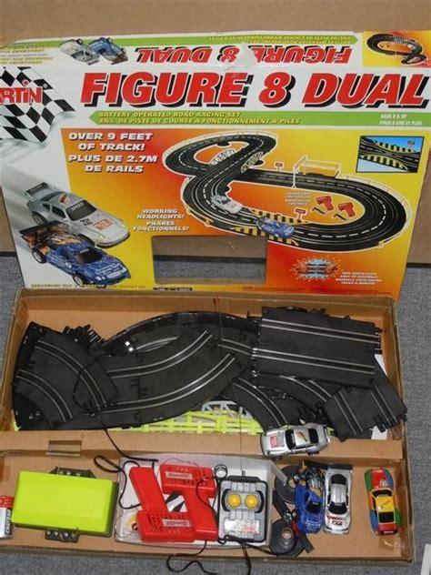 8 figure bodies vintage artin figure 8 dual slot car racing track cars