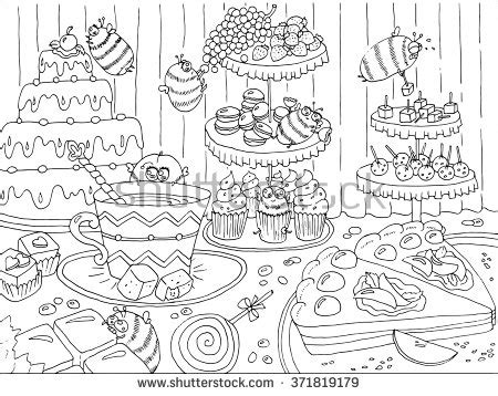 hard coloring pages cute food coloring pages food coloring pages hard pictures to pin on pinterest