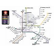 Train Map To KLCC  PETRONAS Twin Towers