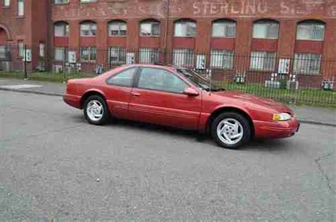 1996 ford thunderbird lx 4 6l v 8 automatic since mid year 1995 for north america u s specs find used 1996 ford thunderbird lx coupe 2 door 4 6l v8 71k original miles clean tbird in newark