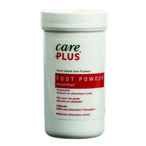 Care Plus Home Care by Care Plus 174 Foot Powder