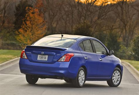 Nissan Versa 2014 Price 2014 Nissan Versa Sedan Pricing Announced
