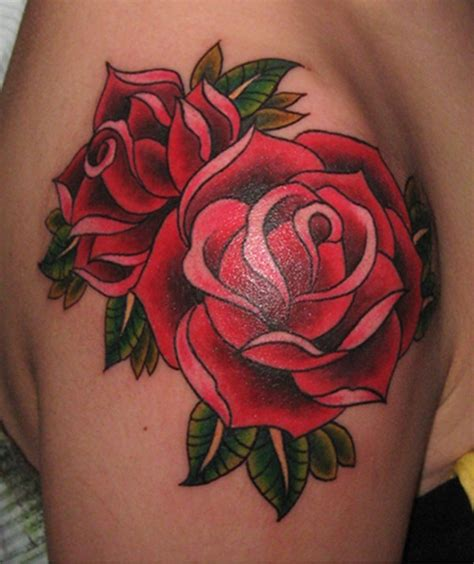 tattoo pictures of roses 40 roses tattoos inkdoneright com