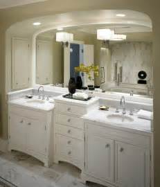 Bathroom Double Vanity Ideas by Bathroom Cabinet Ideas Bathroom Transitional With