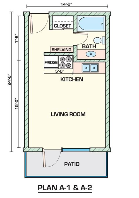 efficiency apartment floor plan student apartments tucson floor plans sahara apartments
