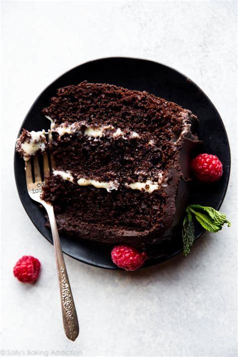 cake images tuxedo cake sally s baking addiction