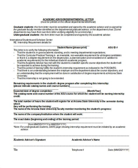 asu cover letter academic application letters 8 sle exle