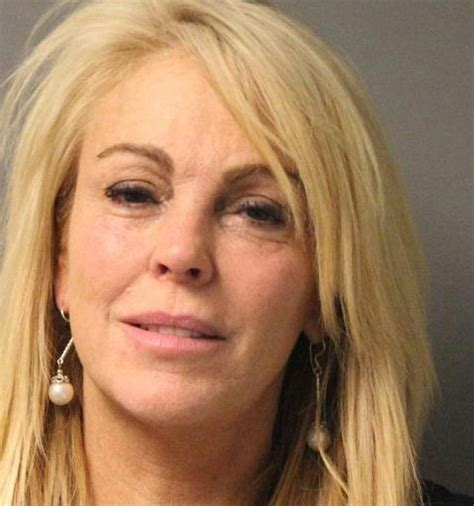 Dina Says Lindsays Ready For The Morgue by Lindsay Lohan S Arrested On Drunken Driving Charge