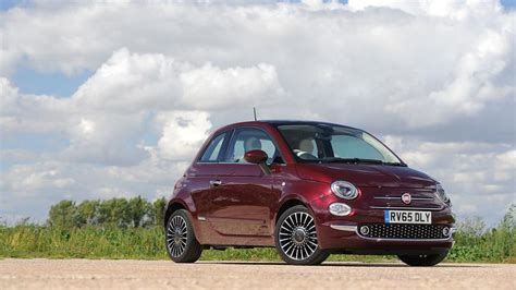 fiat 500 aubergine new fiat 500 review deals auto trader uk