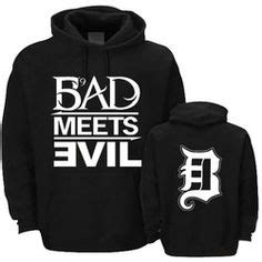 Hoodie Bad Meets Evil Eminem 2 Hitamsweater 1000 images about eminem clothes on eminem slim shady and hoodie