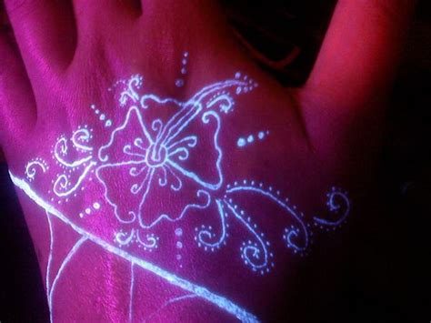 glow in the dark tattoo review real common sense reviews book uv blacklight tattoo