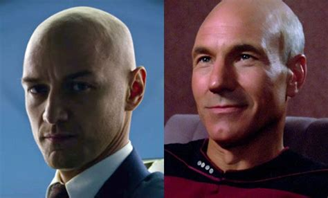 james mcavoy young picard star trek james mcavoy offers to play young picard in