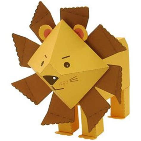 3d Block 6 Side Zoo Animal A 1000 images about projecte els lleons on