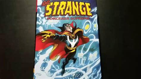 doctor strange omnibus vol dr strange sorcerer supreme omnibus vol 1 overview youtube