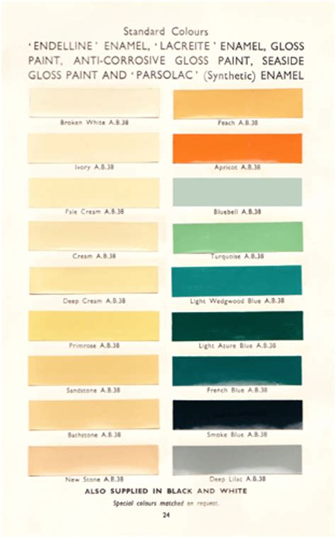 1930s baty historical paint consultant page 2