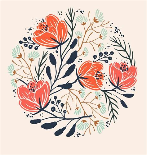 pattern flowers illustrator 290 best design pattern images on pinterest wallpaper