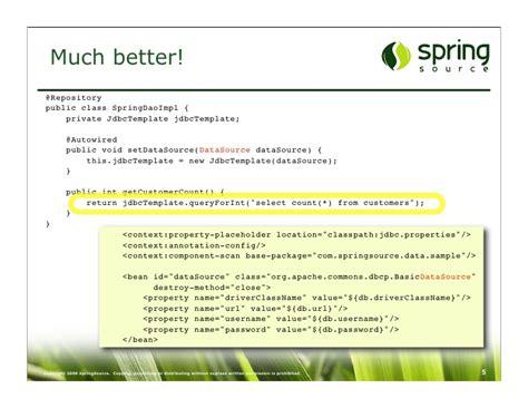 jdbc template jdbctemplate select