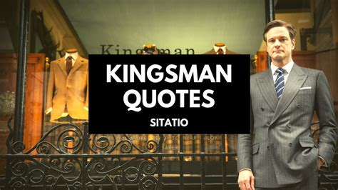 quotes film kingsman kingsman the secret service quotes sitatio youtube