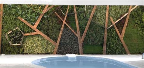 parete giardino parete legno giardino