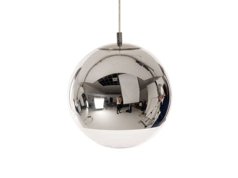 Mirror Pendant Light Buy The Tom Dixon Mirror Pendant Light 25cm At Nest Co Uk