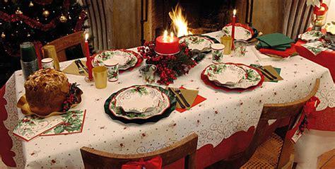 addobbo tavolo natalizio addobbare la tavola di natale porta la gioia in tavola