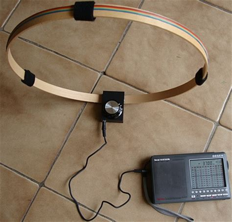 Antenna Loop Back Cable 1 Meter home brew hf ssb transceiver by vk3epw i1wqrlinkradio