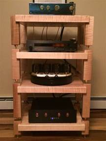 Audio Rack Custom High End Audio Stereo Racks Stands Speaker