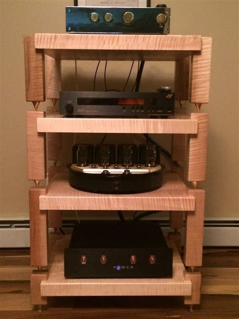 build your own audio rack cabinet american hwy