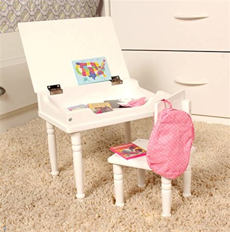 18 inch doll desk set 18 inch doll furniture desk and chair set classroom