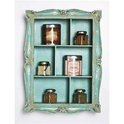 Collector Shelf by Wall Shelf Collector Baroque Green Cult Uk