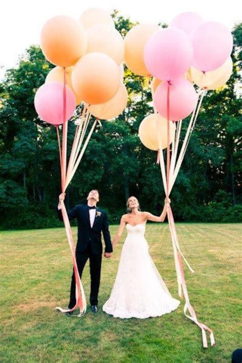 Wedding balloons ideas