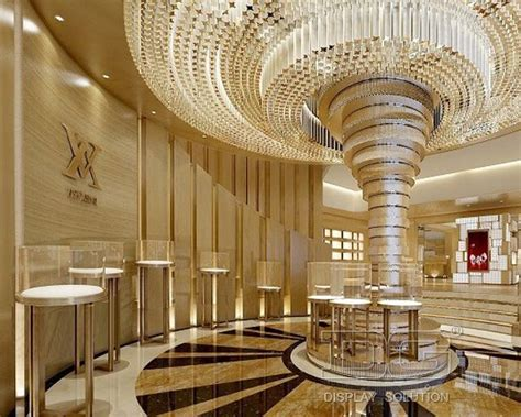 High End Jewelry Stores by Je98 High End Jewelry Shop Interior Guangzhou Dinggui