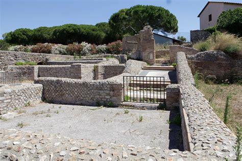 Magazzini Romani Civitavecchia by Le Terme Taurine Presso Civitavecchia Ports