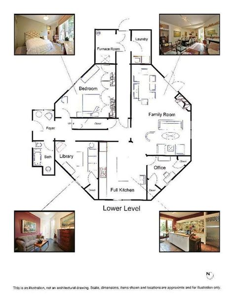 Octagon House Floor Plans by That Other Landmark Octagon House Hacks Its Price