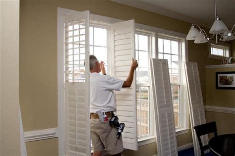 Lay Blinds plantation shutters window blinds