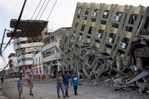 Earthquake Ecuador   franklin graham pray for ecuador after 7 8 quake