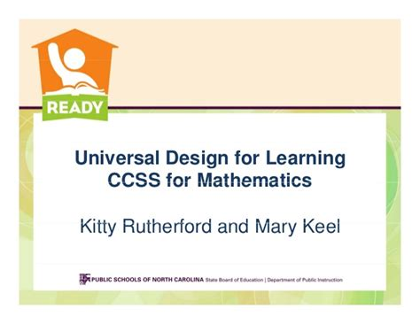 design tutorial learn from math codeforces udl and ccss in math