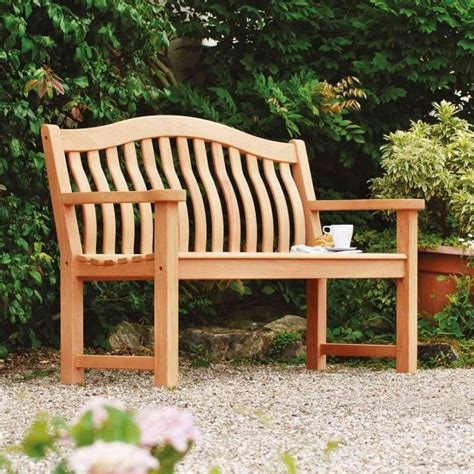 alexander rose benches alexander rose mahogany turnberry bench 5ft garden street