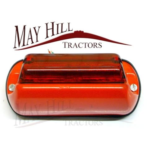 massey ferguson 135 rear lights massey ferguson 135 148 165 175 178 185 188 tractor