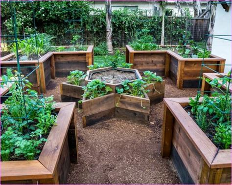 Backyard Raised Garden Ideas 15 Amazing Raised Garden Bed Designs Garden Pics And Tips