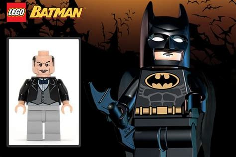 Lego Alfred The Buttler mais o 249 est pass 233 alfred brick heroes