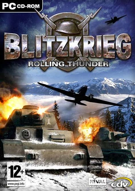 blitzkrieg rolling thunder pc ign