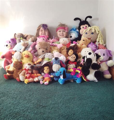 Animals Collection stuffed animal collection blissfully