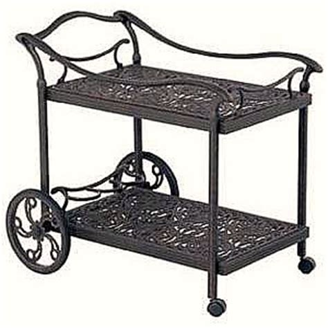 patio serving carts on wheels top outdoor serving carts for your outdoor living