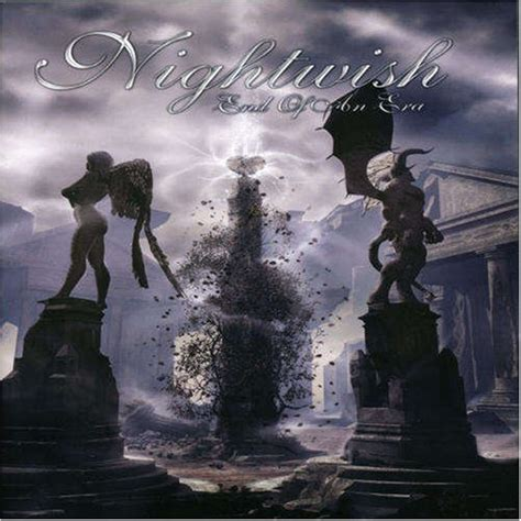 nightwish end of an era nightwish end of an era cd covers
