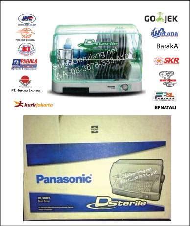 Dish Dryer Pengering Piring Panasonic Dsterile Fd S03s1 jual dish dryer panasonic fd s03s1 asli dan baru surya