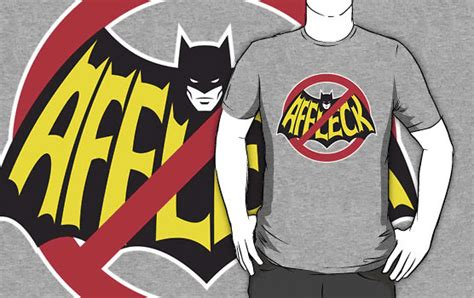 Kaos T Shirt Batman Affleck batman the ben affleck t shirt