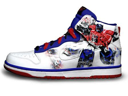 Kaos Anime Up Or Shut Up Nike transformer optimus prime shoes custom dunk jpg 448 215 336