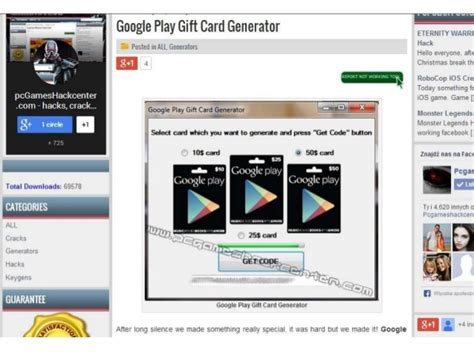 Google Play Gift Card Download - google play gift card generator